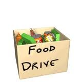 National Honor Society Leads Food Drive Efforts for Local Families in Need