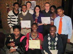 Brush High School Debate Team a Formidable Force at John Carroll University Competition