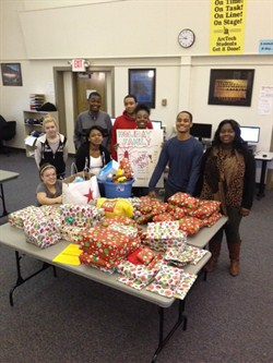 ArcTech Students Adopt Holiday Family