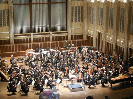 Fourth Graders Take Annual Trip to See World Renowned Cleveland Orchestra
