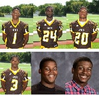 Several Brush Football Players Receive Honors from News Herald and Plain Dealer