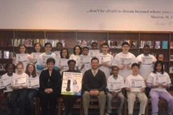 Memorial Junior High Math-A-Thon Effort Successfully Raising Money!