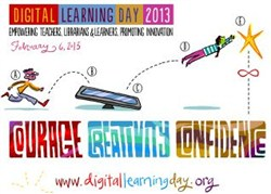 Help SEL Celebrate National Digital Learning Day on February 6th