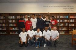 Memorial Boys Basketball Team Wins 7th Grade Championship!