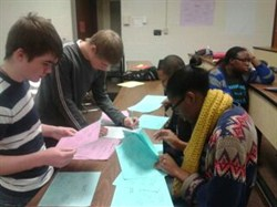 Student Organization, CARE, Sponsors Bullying Awareness Program at Brush