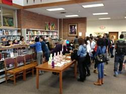 Brush NHS Honors Sandy Hook Elementary School Special Education Teacher
