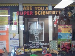 Adrian Elementary Prepares for Annual Science Showcase