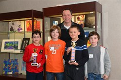 Greenview STEP UP Students Compete in President's Competition
