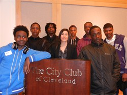ArcTech Students Attend City Club Youth Forum