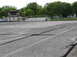 Korb Field Renovation Project Underway!