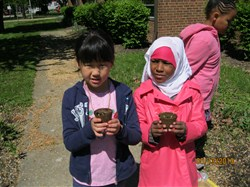 Adrian Students Learn a Variety of Lessons in Maintaining Butterfly Garden