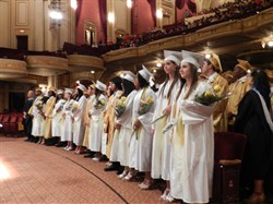 South Euclid Lyndhurst Schools Celebrates Commencement at the Palace Theater