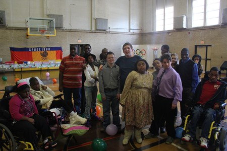Brush High School Hosts Sixth Annual Dance for Students with Special Needs