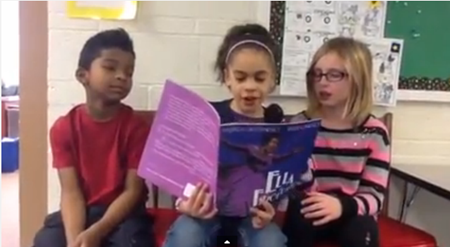 Adrian Teachers and Students Collaborate to Produce Video Celebrating Black History Month
