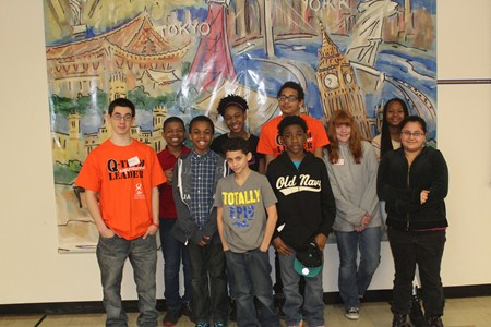 Arc Tech and Greenview Students Lead Anti-Bullying Program at Greenview Upper Elementary
