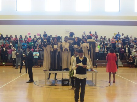 "Memorial Celebrates Black History Month with ""Journey to Reveal"""