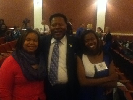 Brush Students Receive Top Honors in Martin Luther King Jr Oratorical Contest
