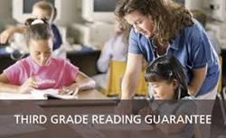 ODE Posts Third Grade Reading Guarantee (TGRG) Parent Roadmaps