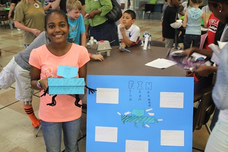 Greenview Hosts Science Invention Convention