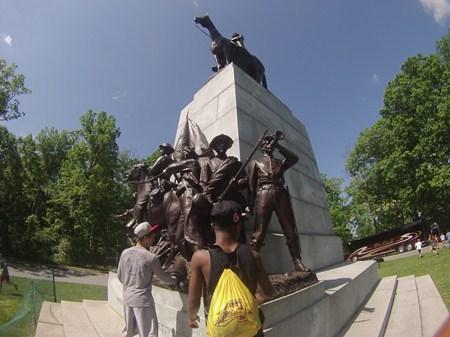 Eighth Graders Visit Washington DC