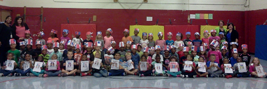 Rowland Students Honor September 11