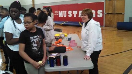 Memorial Students Exhibit Positive Behavior