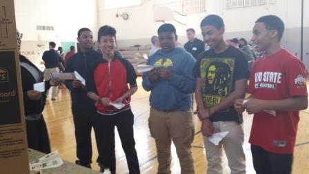 Memorial Junior High School Students Experience EXCEL TECC Program