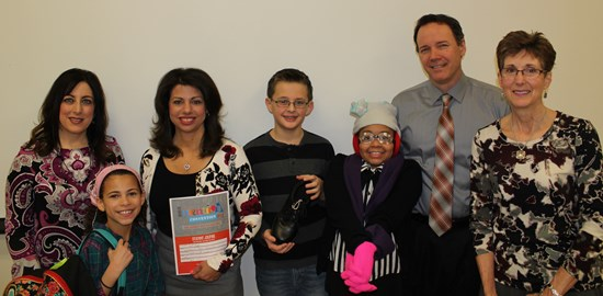 Gifted Students at Greenview Upper Elementary School Host Invention Convention