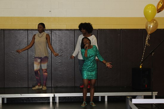 Spotlight Shines on Memorial Students at Talent Show