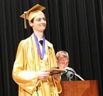 Brush High School Graduate Eric Milstein National Merit Scholar
