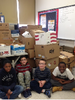 Greenview Students Help Others in Need image