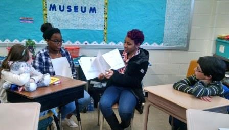 Brush Students Visit Greenview