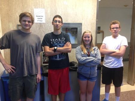 Brush Academic Team Wins CWRU Trash Tournament