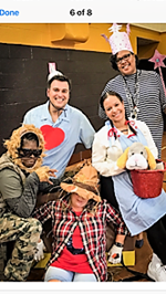 Wizard of Oz Skit Teaches Sunview Students About Positive Behavior image