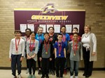 Greenview Students Participate in Mangahigh Challenge, Adaptive Math Approach image