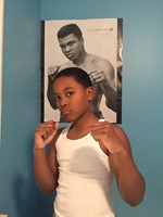 Memorial Student Boxer Ranked Number 2 in US