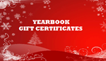 Need a gift idea?  Get a Yearbook Holiday Gift Certificate!   image