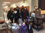 Brush NHS Delivers Donations to Domestic Violence & Child Advocacy Center image
