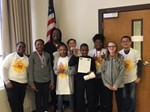 Greenview Students Demonstrate Math Skills in Competitive Challenge image