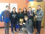 Brush Academic Team Wins the WRC Title for 2017 image