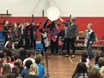 Sunview First Graders Learn and Perform Special Folklore Music as Part of Black History Tribute image