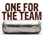 Support Brush Football at Chipotle image
