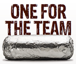 Support Brush Bands at Chipotle image