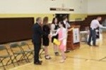 Memorial Students Recognized at NJHS Induction Ceremony image