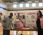 Memorial Junior High Science Expo a Success! image