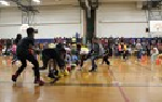 PBIS Assembly Rewards Greenview Students for Taking Positive Actions image