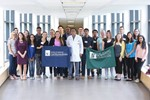 Brush Students Participate in Young Scientist Foundation Summer Internship Program in NYC image