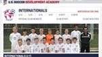 Memorial Student Blake Gordon Named to Prestigious Soccer Academy  image