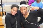 Memorial students at PBIS event