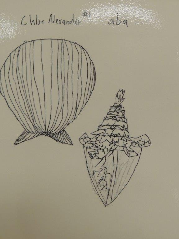 A great pencil sketch